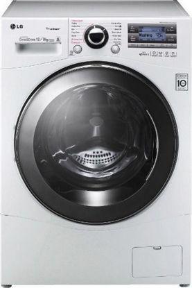 Εικόνα της Πλυντήριο-Στεγνωτήριο ρούχων LG F1695RDH (12/ 8Kg) 1600rpm