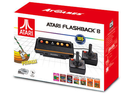 Εικόνα της Atari Flashback 8 - AT Games