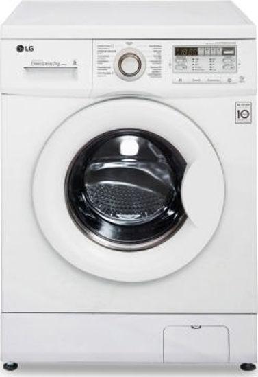 Εικόνα της Πλυντήριο ρούχων LG FH4B8TDA 8kg 1400στροφές Α+++