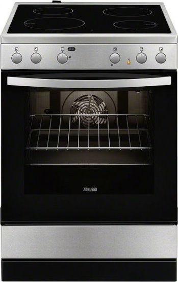 Εικόνα της Κουζίνα Κεραμική Zanussi ZCV 65020 XA