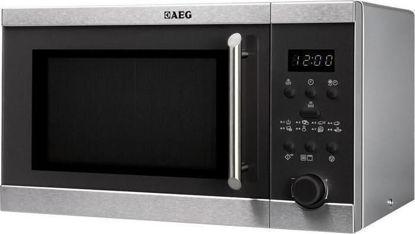 Εικόνα της Φούρνος Μικροκυμάτων AEG MFD2025S-M Grill Inox 21Lt