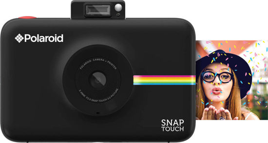 Εικόνα της Φωτογραφική Μηχανή Polaroid Snap Black