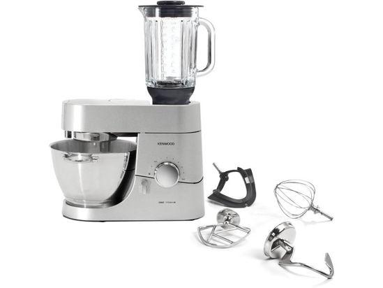 Εικόνα της Κουζινομηχανή KENWOOD KMC050 TITANIUM CHEF 1400W