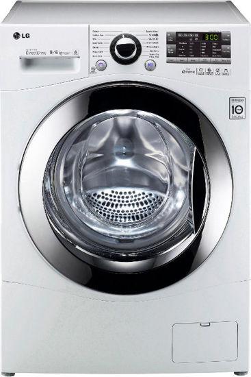Εικόνα της Πλυντήριο-Στεγνωτήριο ρούχων LG F14A8RD (9/6 Kg) 1400rpm