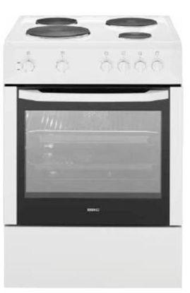 Εικόνα της Κουζίνα BEKO CSS 66001 GW