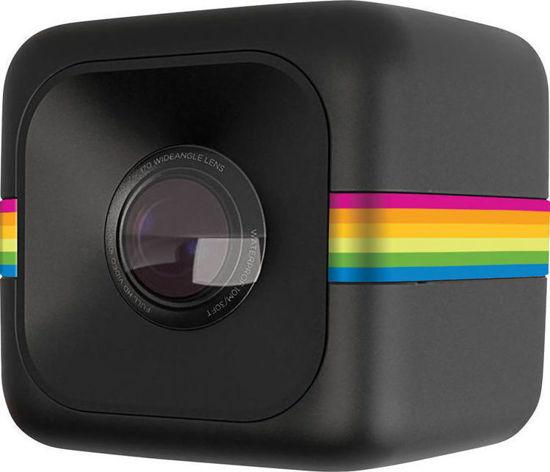 Εικόνα της Βιντεοκάμερα action cam Polaroid POLC3BK Cube Black