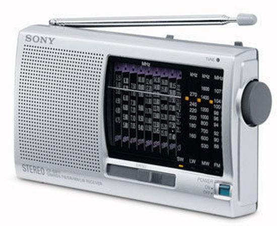 Εικόνα της Ραδιόφωνο Παγκόσμιας Λήψης Sony ICF-SW11