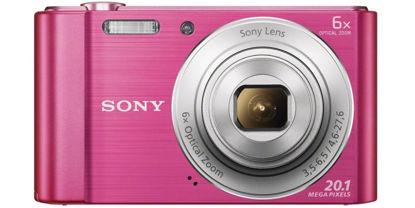 Εικόνα της Φωτογραφική Μηχανή Sony DSC-W810P Pink