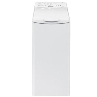 Εικόνα της Πλυντήριο Ρούχων Άνω Φόρτωσης  Brandt WT06100W 5Kg 600Rpm A+