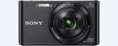 Εικόνα της Φωτογραφική Μηχανή Sony DSC-W830B BLACK