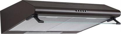 Εικόνα της Pyramis Απορροφητήρας Ελεύθερος Essential 60cm Καφέ 065029402
