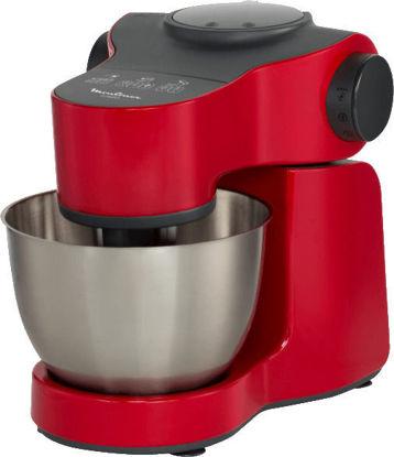 Εικόνα της Moulinex QA 3115 Κουζινομηχανή 1000W με Ανοξείδωτο Κάδο 4lt